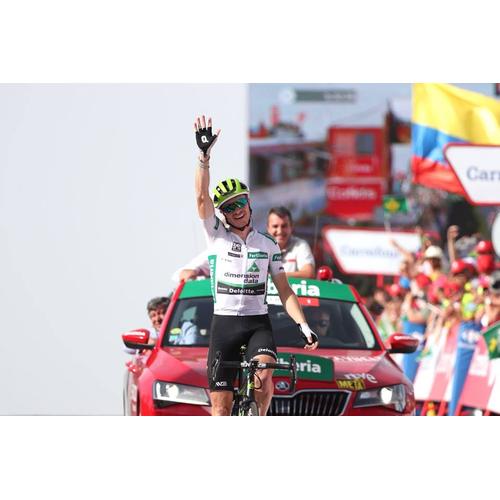#129 VUELTA ŠPECIÁL: King zatiaľ kraľuje horským dojazdom
