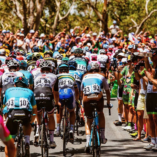 #150 Cyklistický svet hore nohami, štartuje Tour Down Under