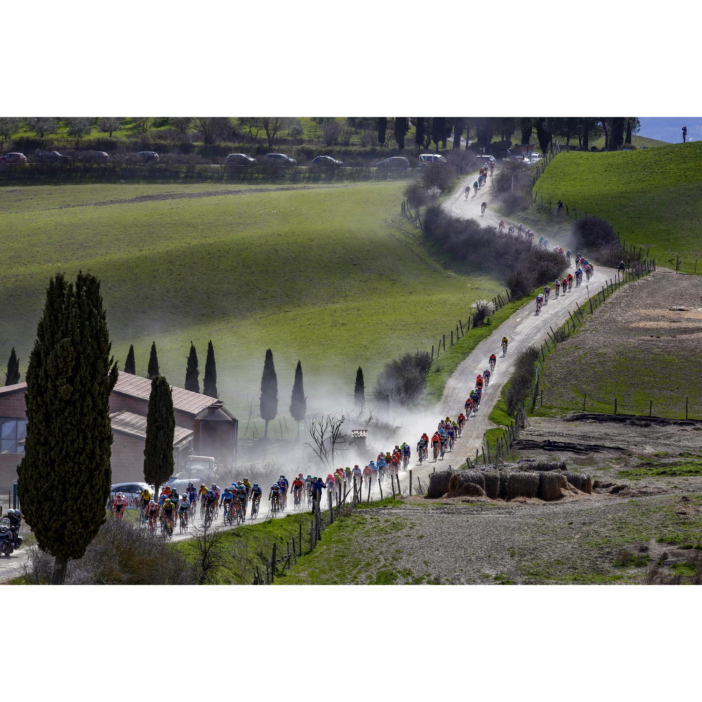 #159 Nový Valverde alebo Sagan? Alaphilippe ovládol prašné toskánske cestičky
