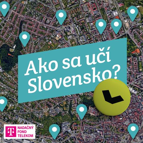 Ako sa učí Slovensko? Peter Pallo druhákov na ceste za Jankom Hraškom naučil písmeno a aj gps súradnice