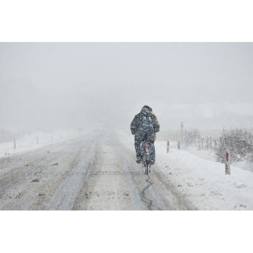 Ako bicyklovať v zime